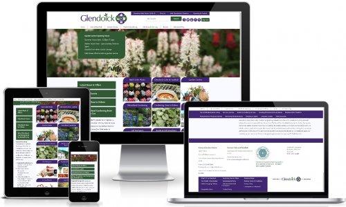 Glendoick Website Multiview