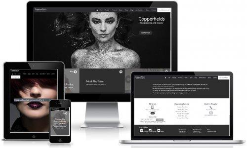 Copperfields Website Multiview